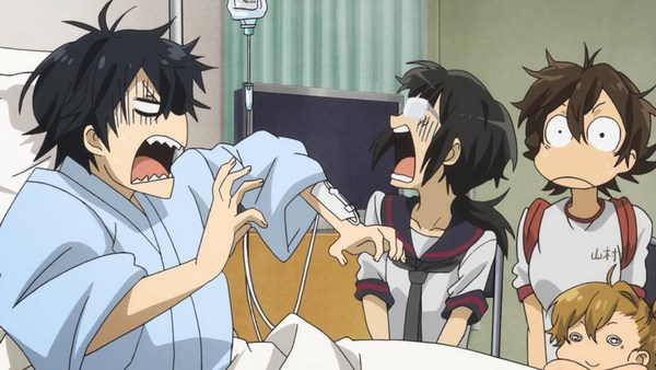 10-summer-anime-10. Barakamon